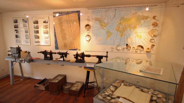Goldene Aue - Heimat- und Knopfmachermuseum Kelbra