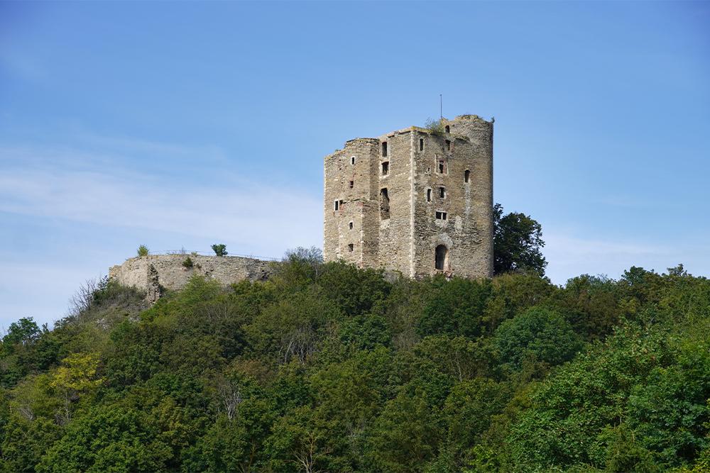 Stadt Arnstein - Burgruine Arnstein