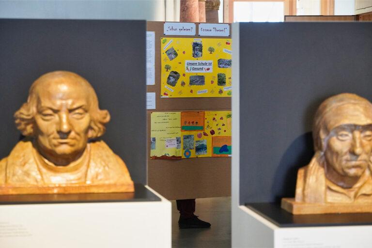 Ausstellung Luthers Elternhaus