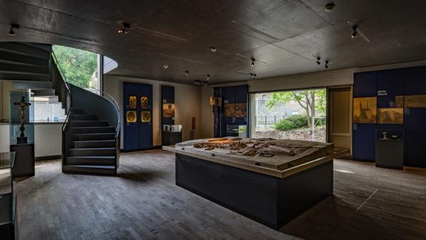 Eisleben - Museum und Gedenkstätte Luthers Geburtshaus