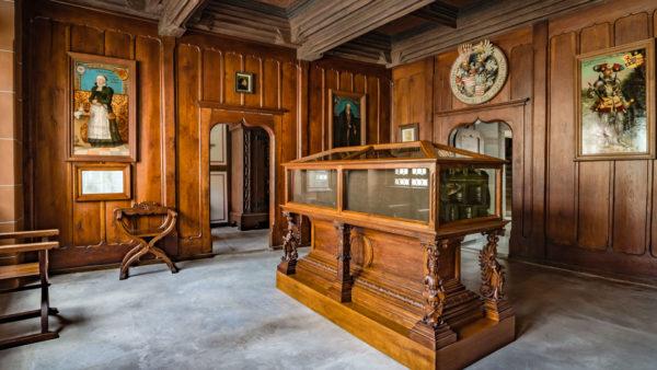 Eisleben - Museum Luthers Sterbehaus
