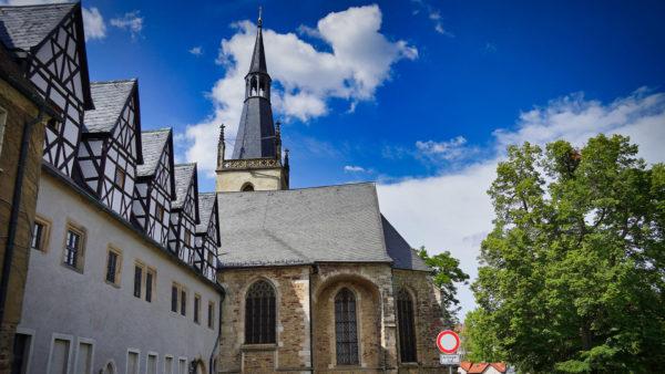 Eisleben - St. Annenkirche