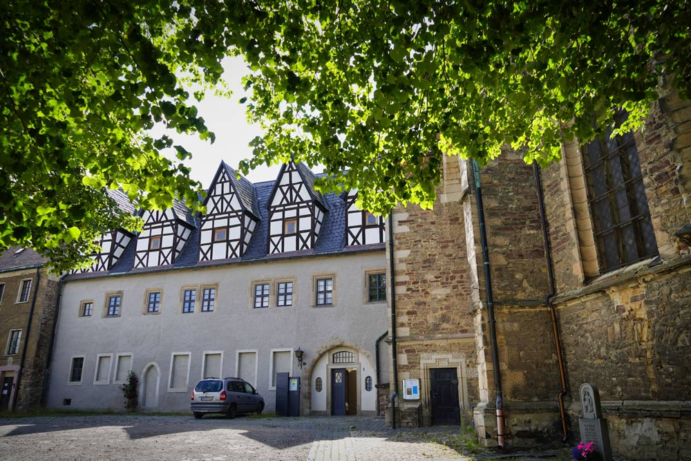 Eisleben - St. Annenkirche Kloster