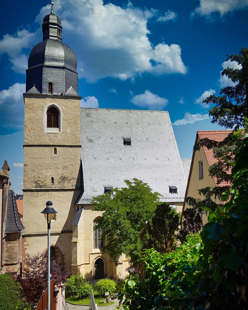 Lutherstadt Eisleben - St.Petri Kirche