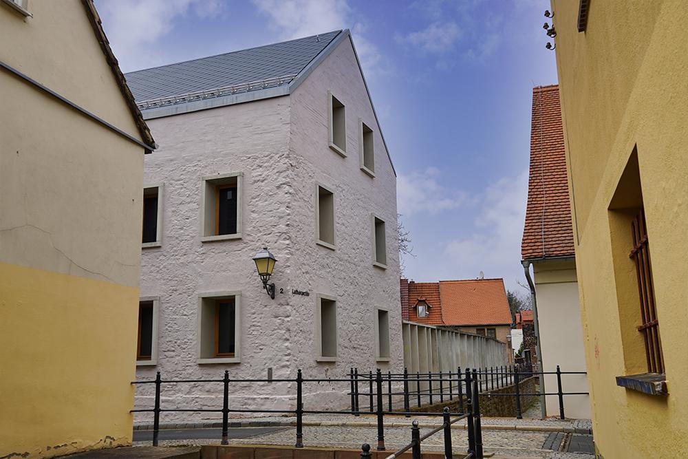 Lutherstadt Eisleben - Lutherarchiv