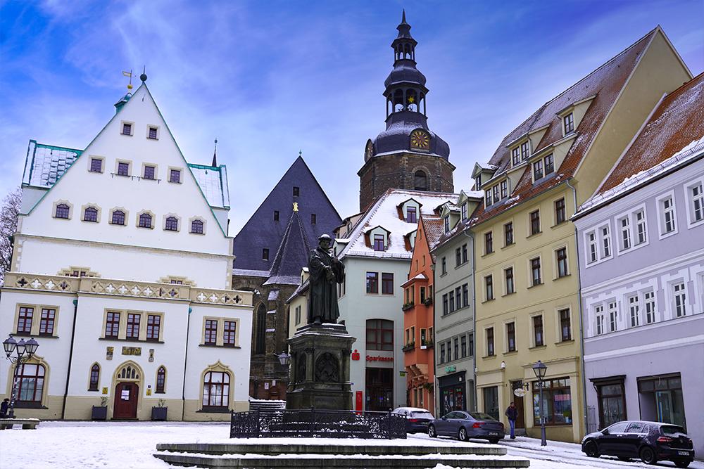 Lutherstadt Eisleben - Markt