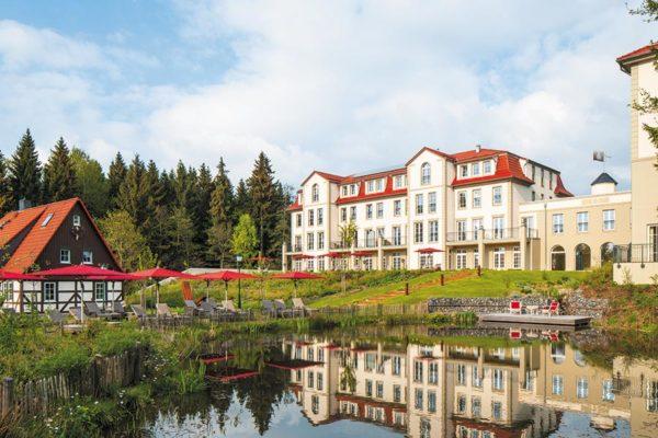 Urlaubsregion Mansfeld-Südharz - Hotel Naturresort Schindelbruch bei Stolberg (Harz)