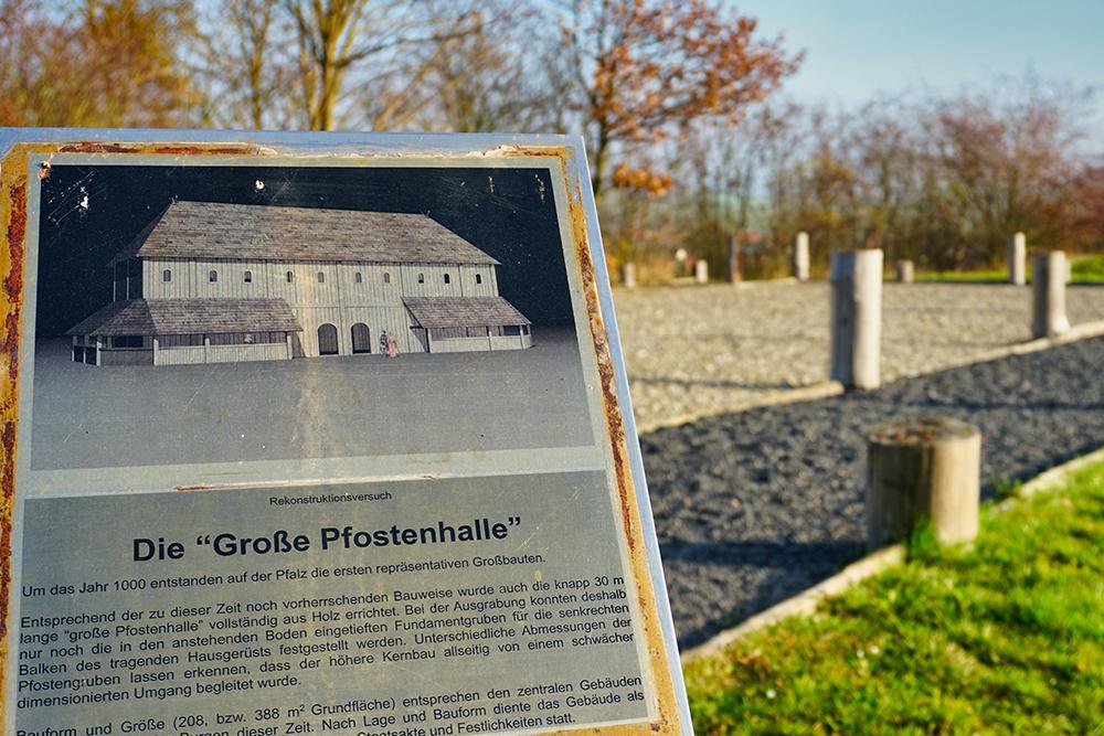 Goldene Aue Freilichtmuseum Königspfalz Tilleda