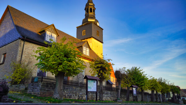 Südharz-Hainrode-Dorfkirche