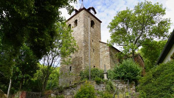 Mansfelder Grund-Helbra - Hergisdorf - St. Aegidius Kirche