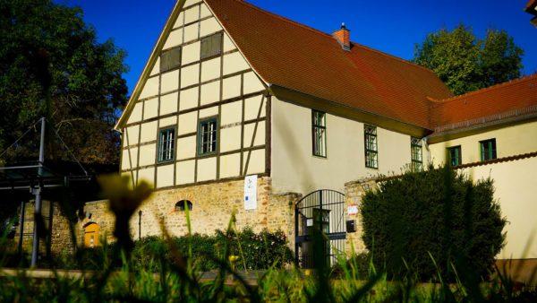 Alte Druckerei Heise in Hettstedt