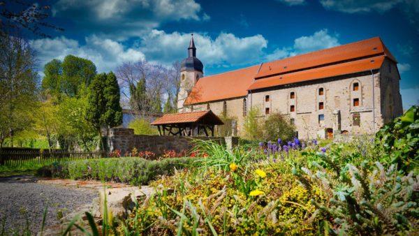Reiseregion Hettstedt, Novalis-Schloss Oberwiederstedt