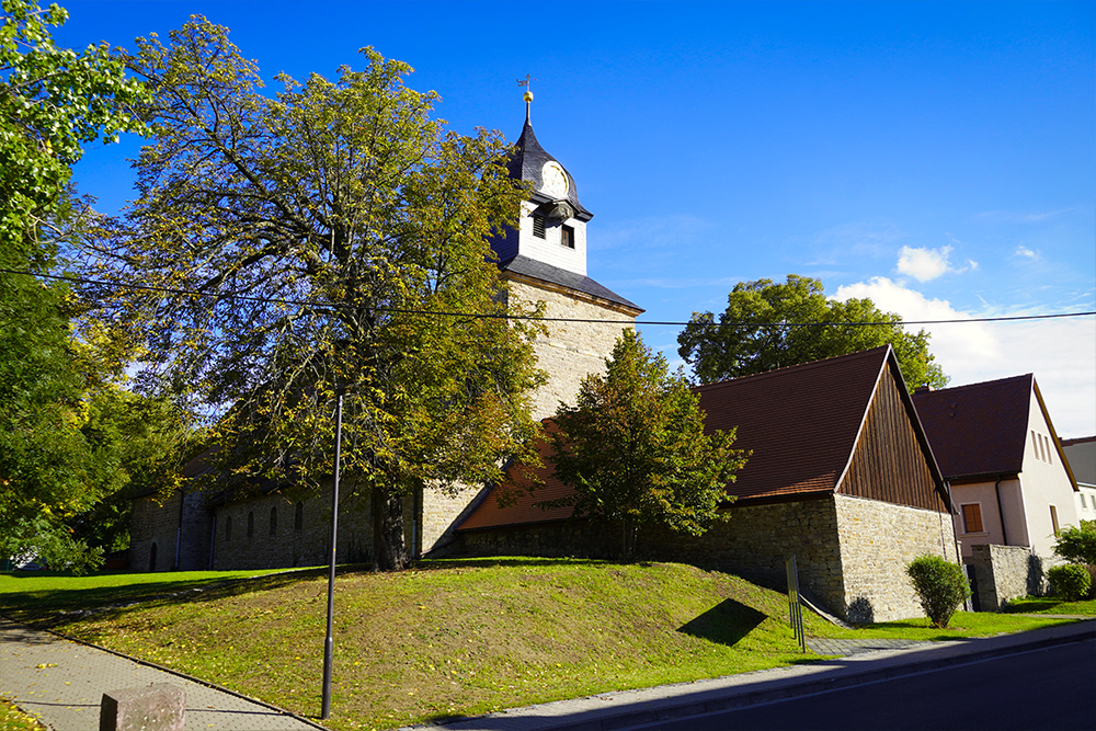 Klostermansfeld - Klosterkirche St. Marien