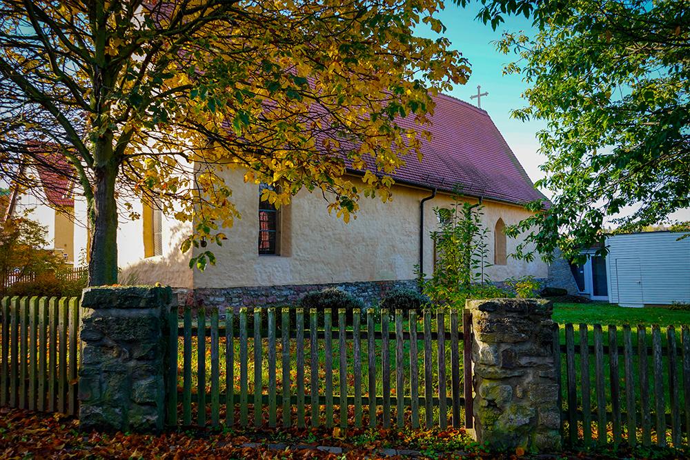 Kupferstadt Hettstedt Kirche St. Gangolf