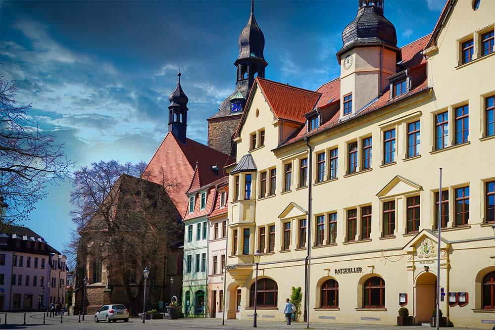 Kupferstadt Hettstedt - Rathaus
