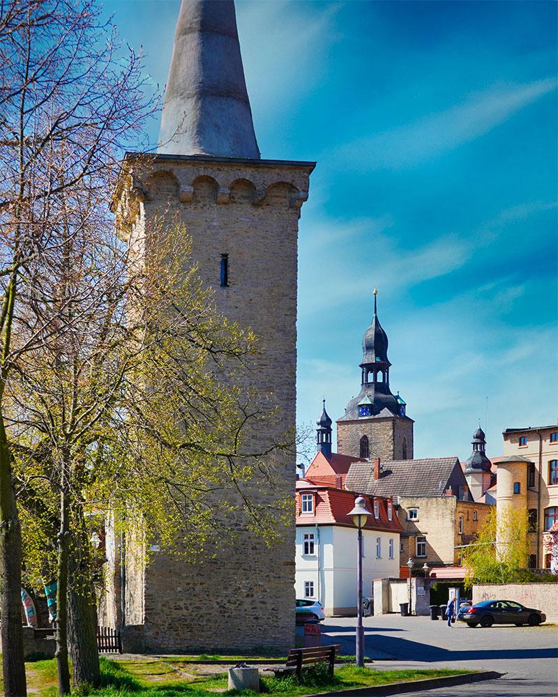 Kupferstadt Hettstedt - Zuckerhut