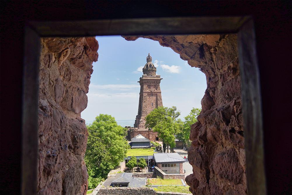 Kyffhäuser-Denkmal - Ausflugsziel Reiseregion Kelbra-Goldene Aue