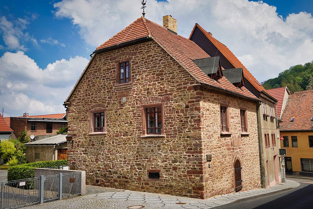 Luthergedenkstätten - Museum Luthers Elternhaus Mansfeld