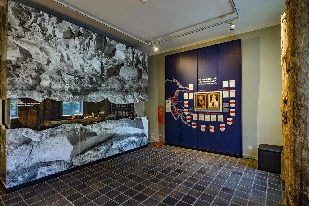 Luthergedenkstätten - Museum Luthers Geburtshaus Eisleben
