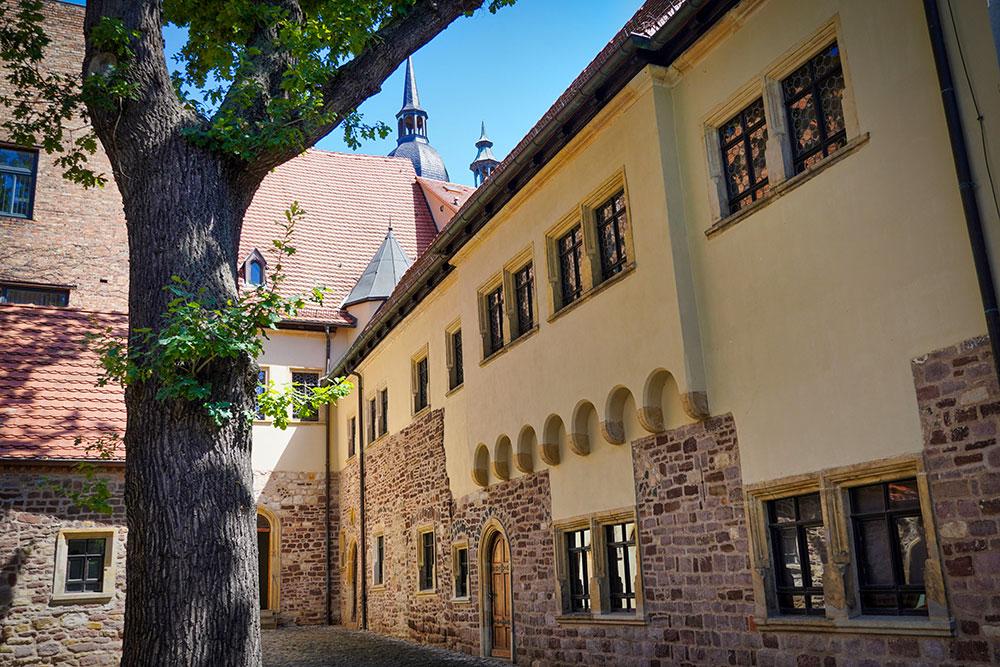Luthergedenkstätten - Museum Luthers Sterbehaus Eisleben