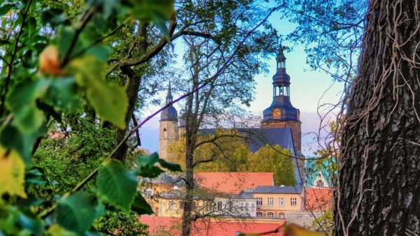 Lutherstadt Eisleben - Herbststimmung