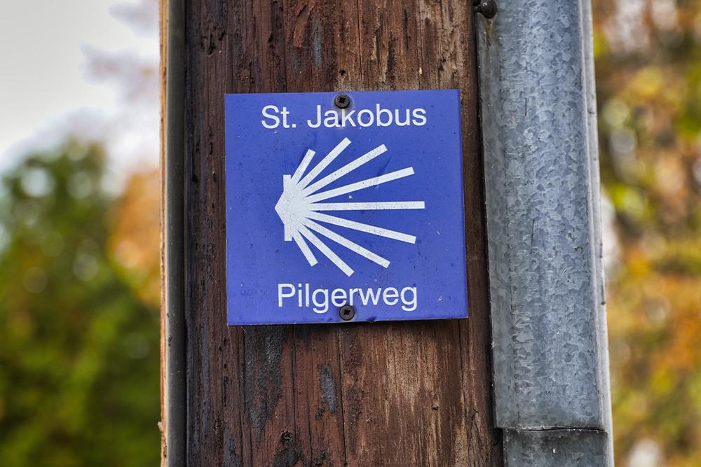 Lutherstadt Eisleben - Kloster Helfta - Pilgerweg