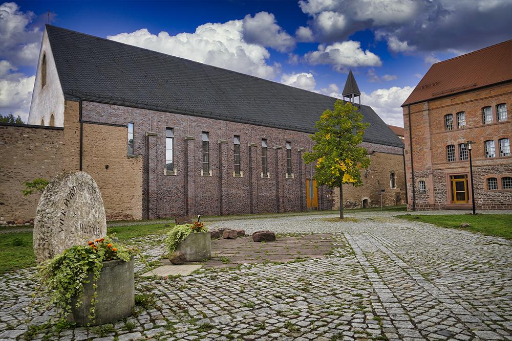 Lutherstadt Eisleben - Kloster Helfta