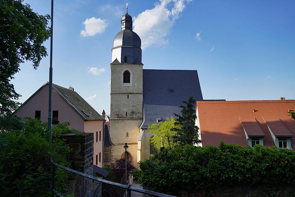 Lutherstadt Eisleben - St. Petri Pauli Kirche