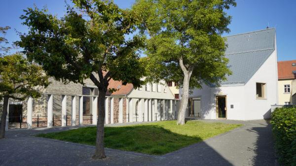 Lutherstadt Eisleben - Schöpfungsgarten und Lutherarchiv