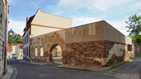 Lutherstadt Eisleben - Vikariat