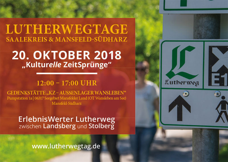 Lutherwegtage - Wansleben