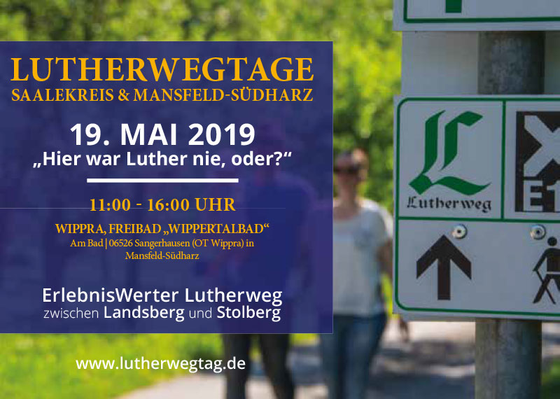Lutherwegtage - Wippra