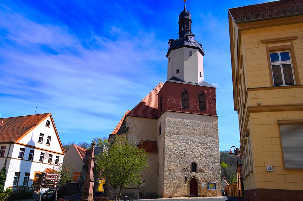 Mansfeld - St.-Georgs-Kirche