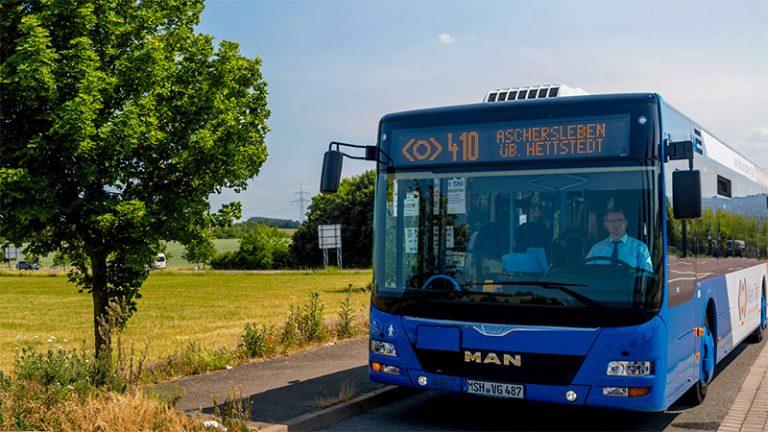 Anreise & Mobilität - Busverbindungen VGS Südharzlinie