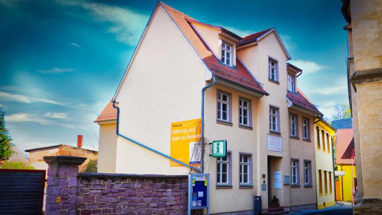 Mansfeld - Touristinformation