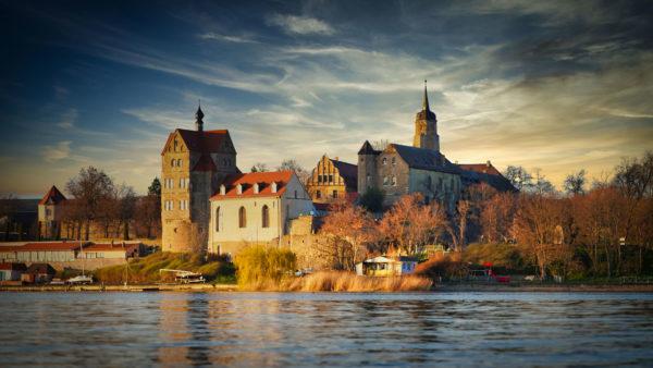 Seegebiet Mansfelder Land - Schloss Seeburg