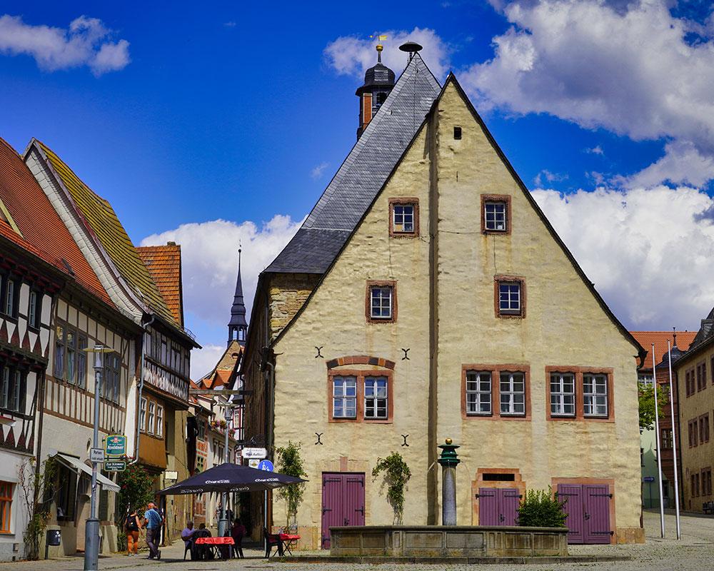 Sangerhausen - Alter Markt