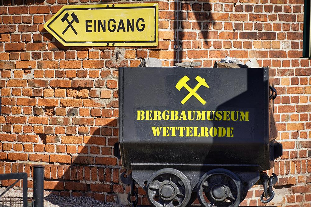 Sangerhausen ErlebnisZentrum Röhrigschacht Wettelrode