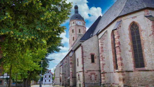 Sangerhausen - Jacobikirche