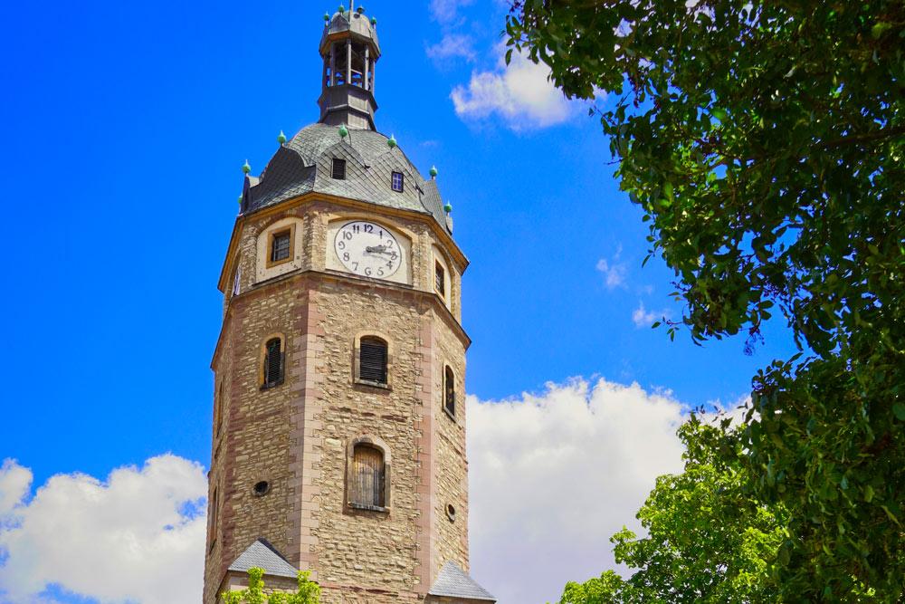 Sangerhausen - Turm Jakobikirche