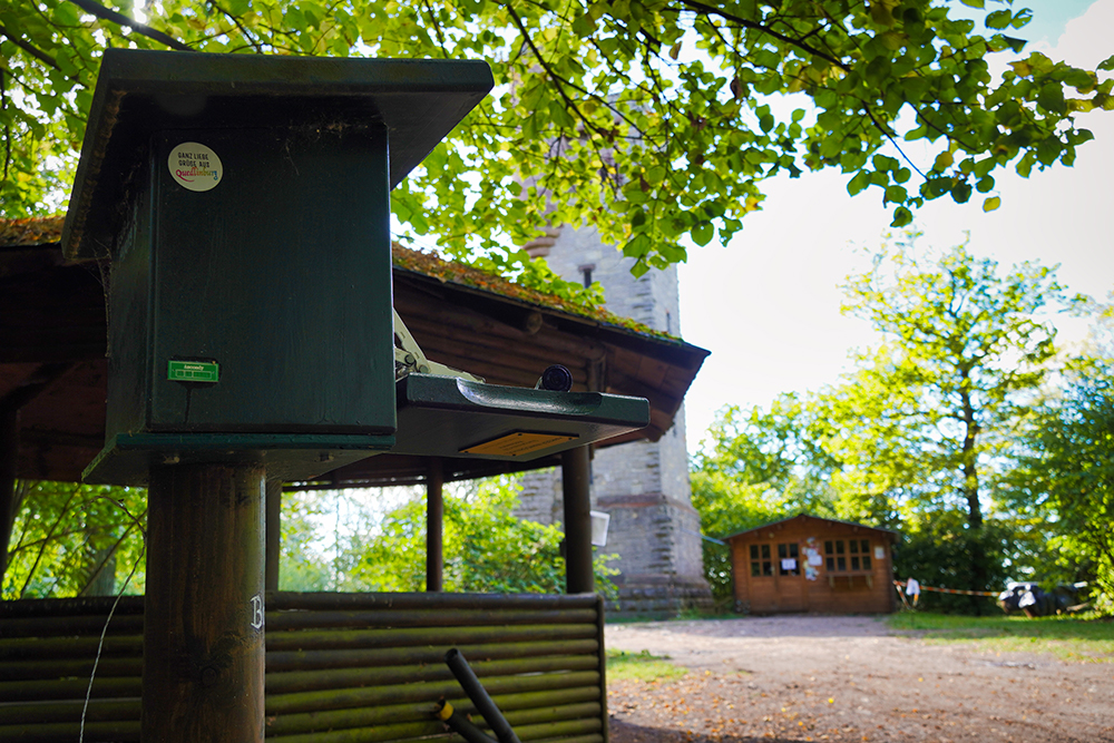 Harzer Wandernadel- Sangerhausen Lengefeld Moltkewarte Sonderstempel