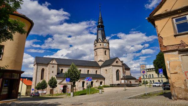 Sangerhausen Ulrichkirche