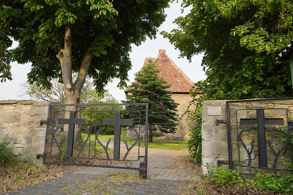 Seegebiet Mansfelder Land - Seeburg - Dorfkirche
