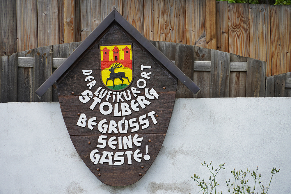 Stolberg (Harz) - Fachwerkstadt Stolberg