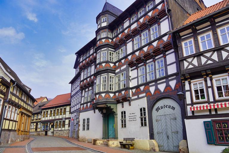 Stolberg (Harz) Museum Alte Münze