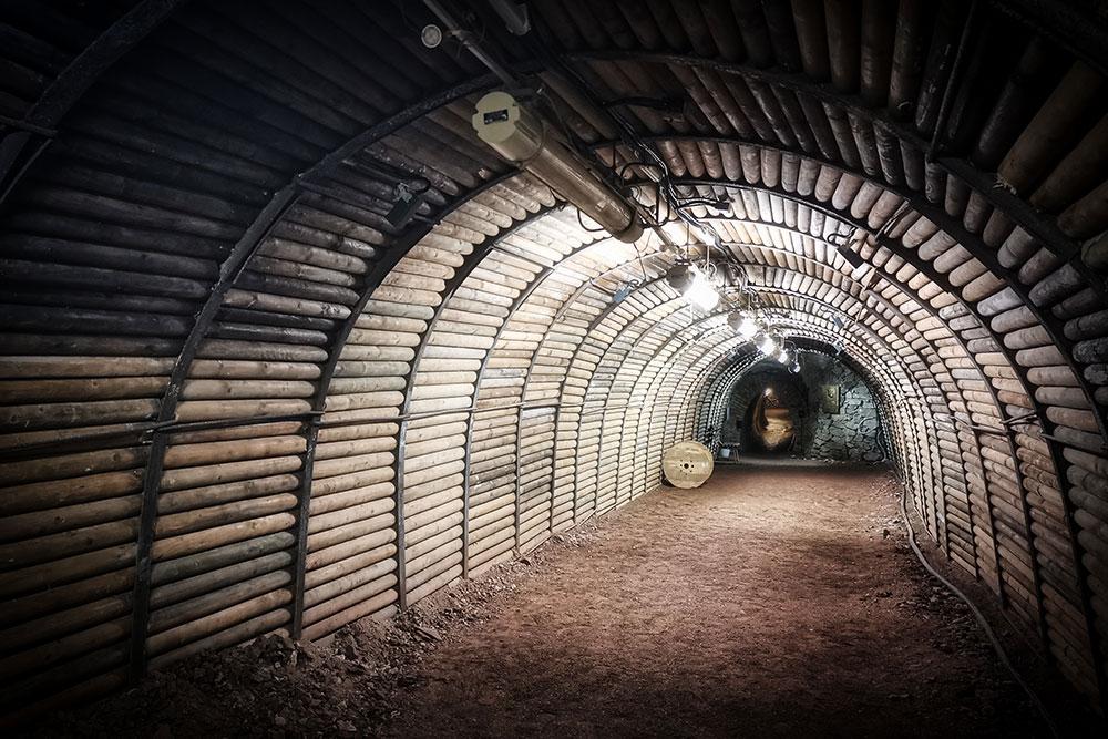 Südharz - Schauhöhle Heimkehle Uftrungen