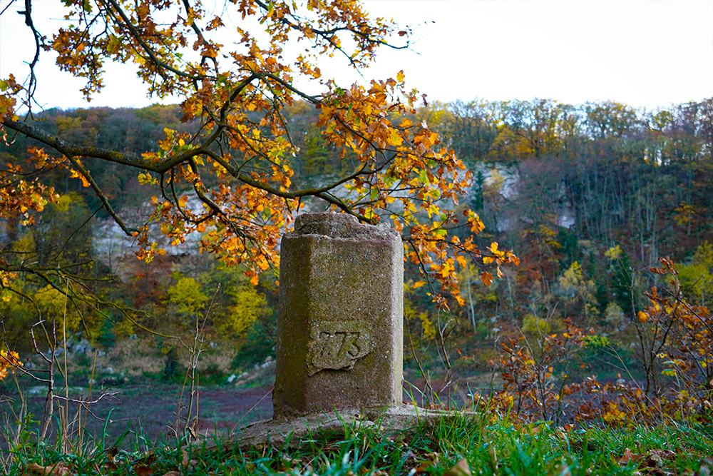 Südharz Karstwanderweg - Bauerngraben