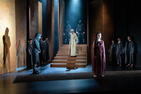 Theater Eisleben - Antigone / Sophokles
