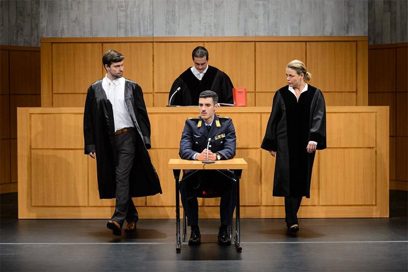 Theater Eisleben - Terror / Ferdinand von Schirach