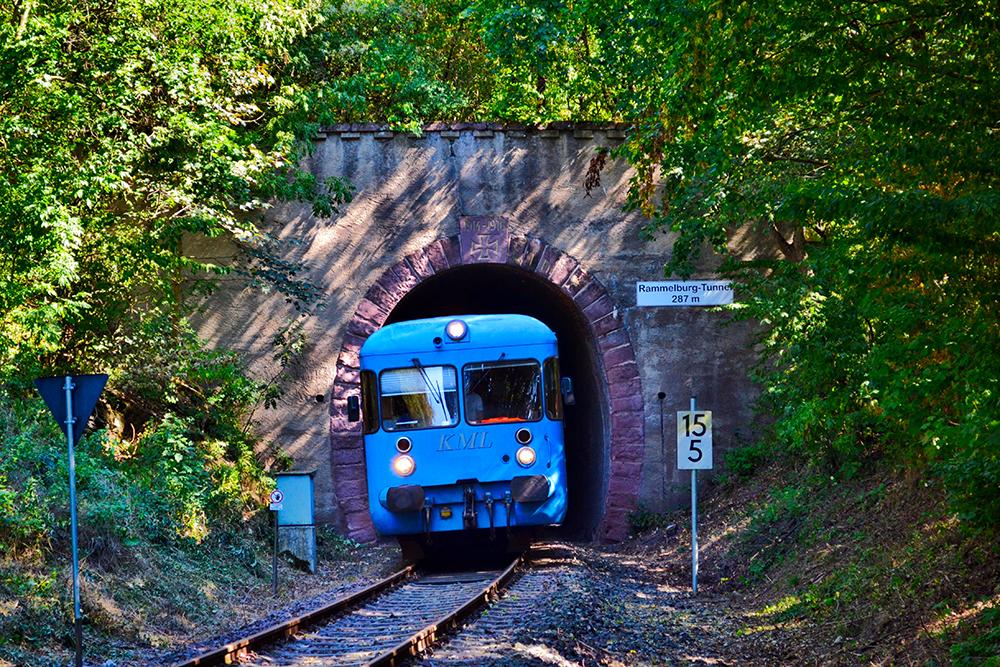 Wipperliese Im Rammelburgtunnel